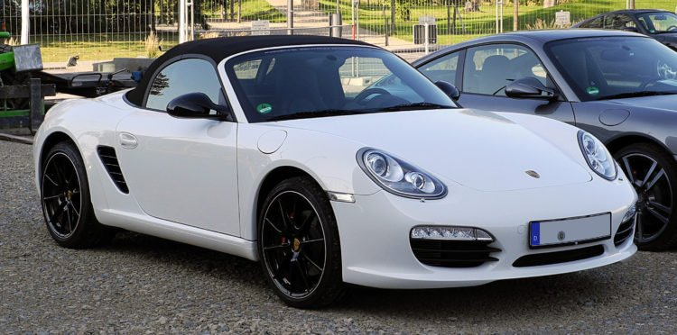 Porsche Boxster 987