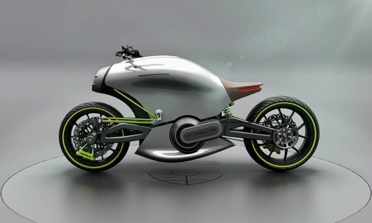 Porsche Make Motorcycles