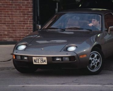 "Porsche Was Driven in ""Risky Business?"""