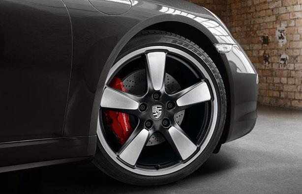 Porsche Wheels 1
