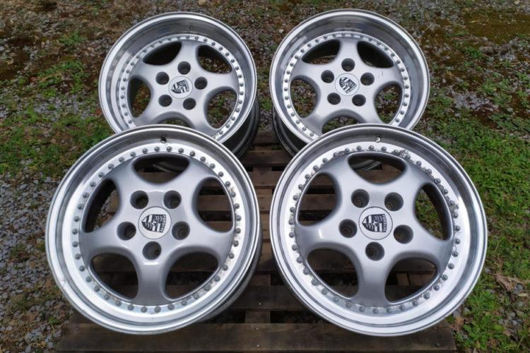 Porsche Wheels 2