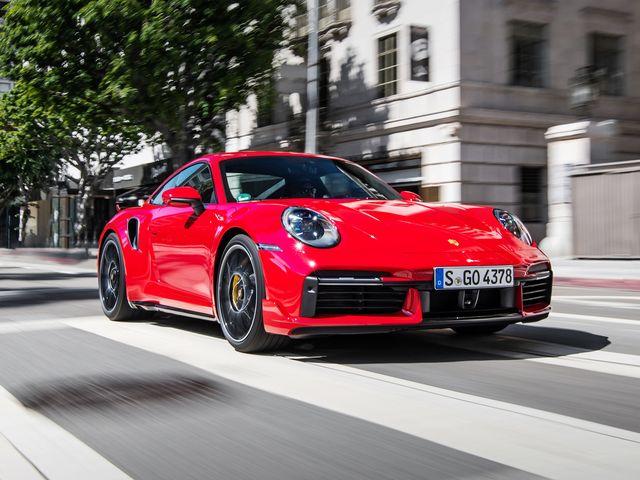 Porsche is a Turbo 1
