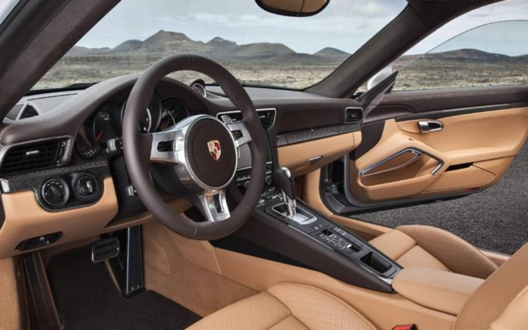 Porsche is a Turbo 3