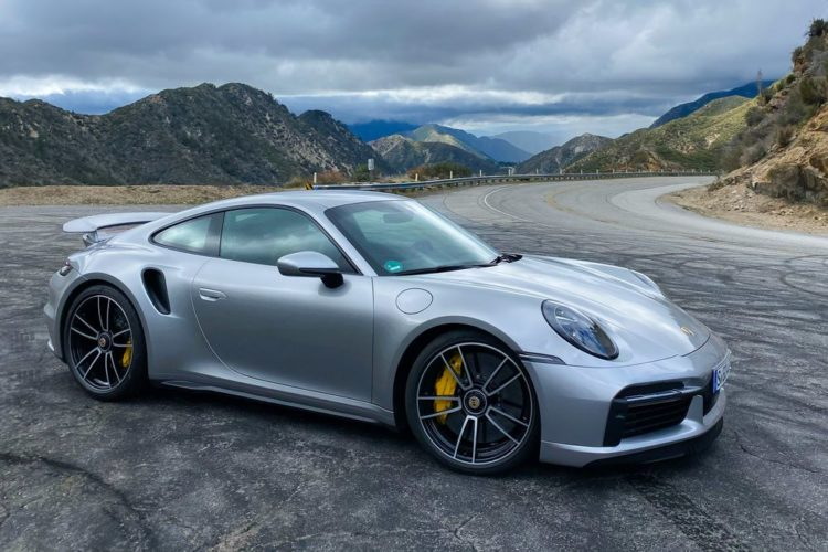 Porsche is a Turbo