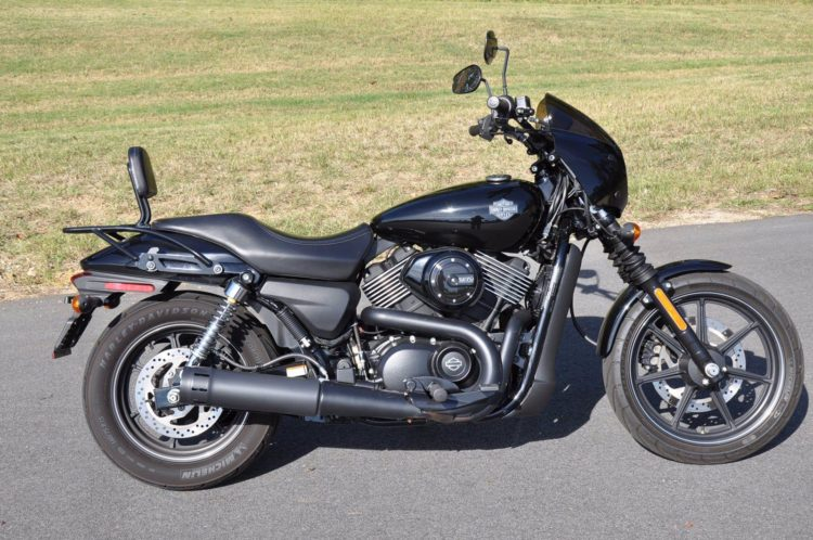 The Harley-Davidson Street-750