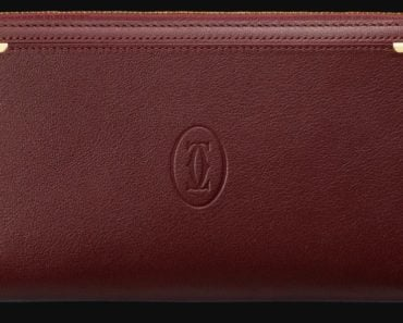 Zipped International Wallet Must De Cartier