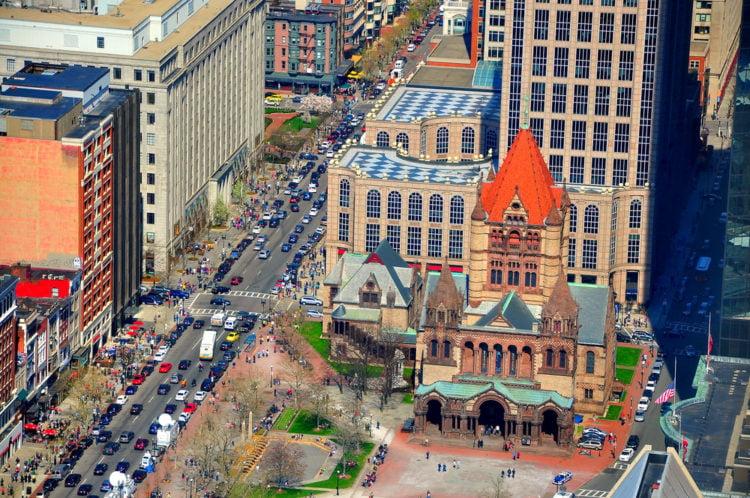 Memorial Square, Mass