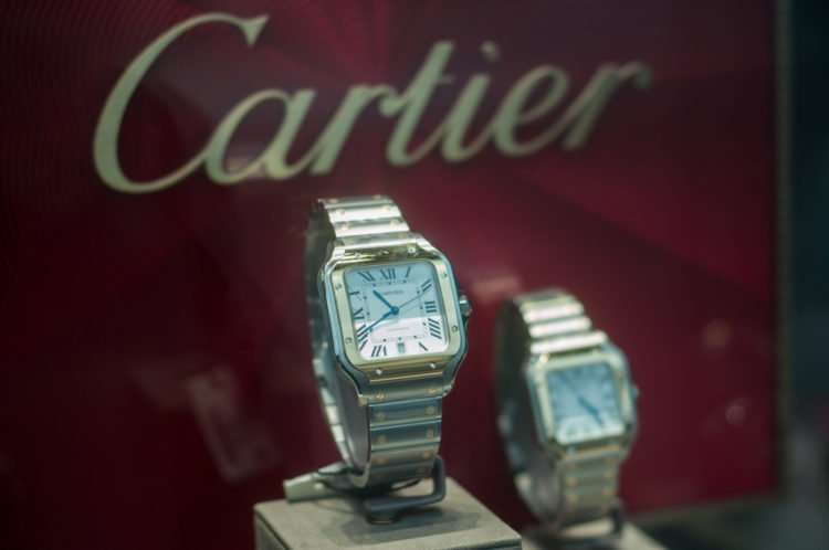 Cartier Stainless
