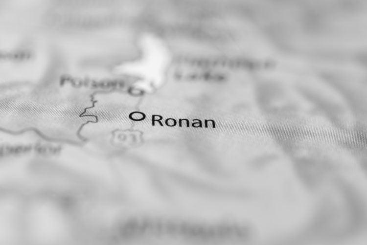 Ronan City