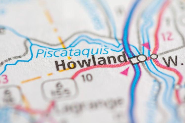 Howland, Maine
