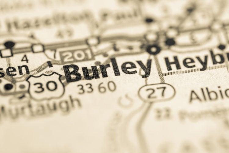 Burley, ID