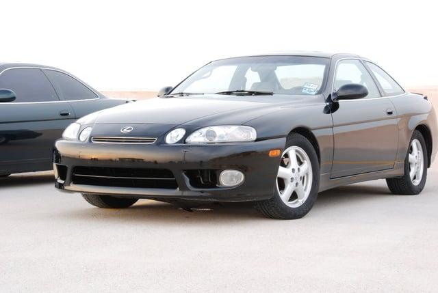 1998 Lexus SC Coupe