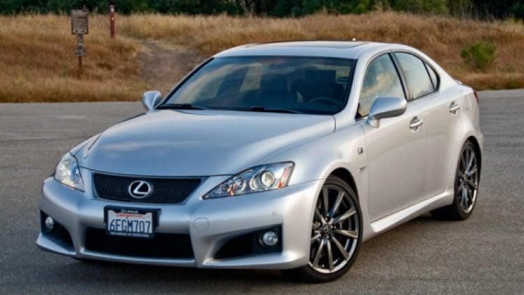 2009 Lexus IS F XE20