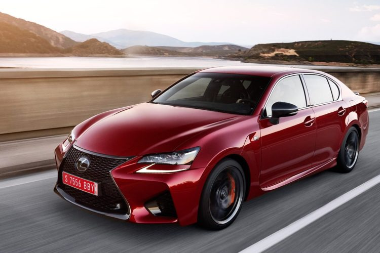 2015 Lexus GSF