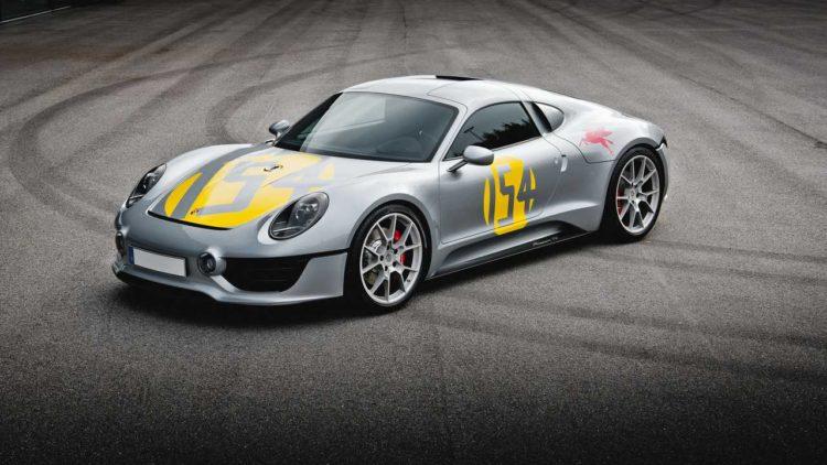 2016 Porsche Le Mans Living Legend