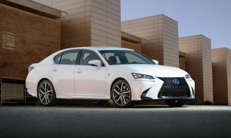 2018 Lexus GS 450h Hybrid