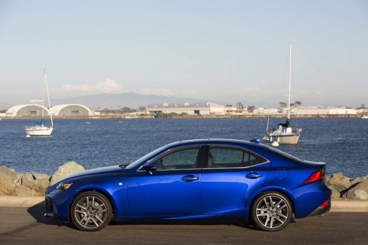 2019 Lexus IS 300 Hatchback