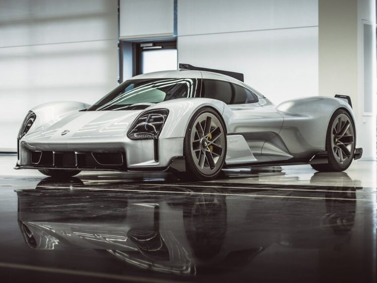 2019 Porsche Vision 920