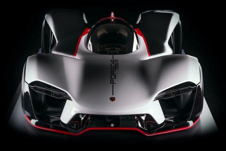 2019 Porsche Vision E