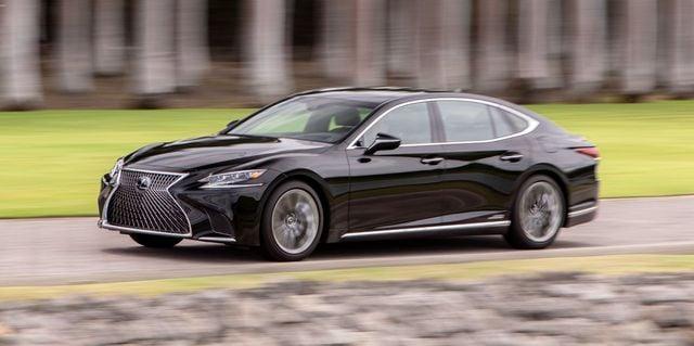 2020 Lexus LS 500h AWD