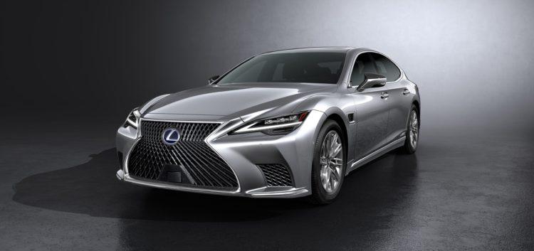 2021 Lexus LS Hybrid