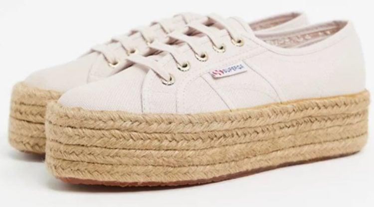 Asos Superga 2790 Espadrille Sneakers