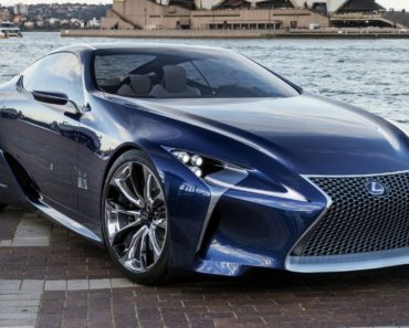 Best Lexus Coupe Models