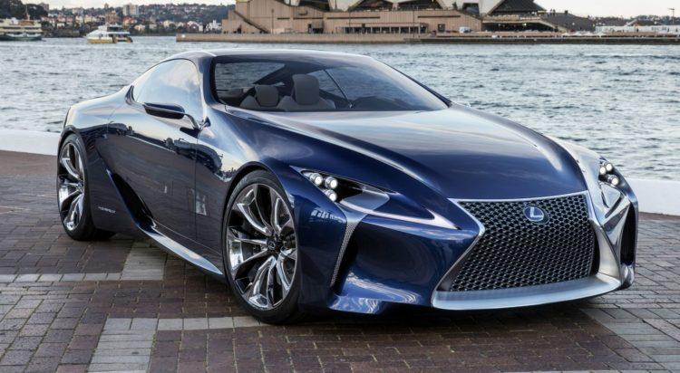 Best Lexus Coupe Models