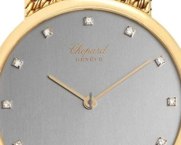 The Five Best Chopard Watches for Women