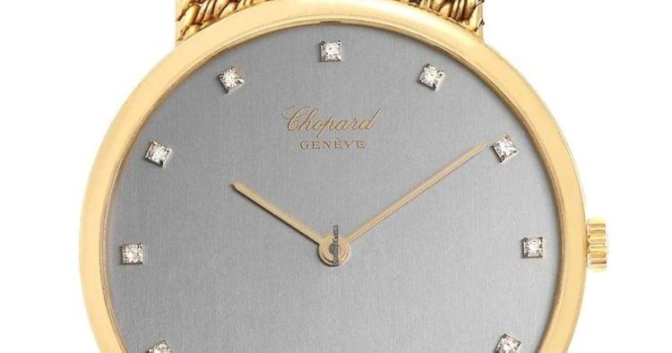 Chopard Classique Homme Women's Watch