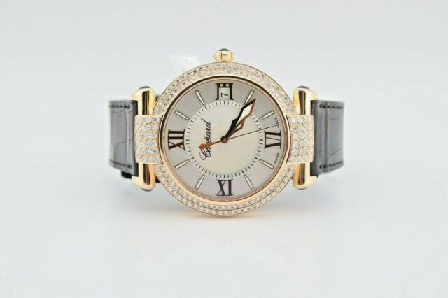 Chopard Imperiale 18k Rose Gold & Diamonds Ladies' Watch