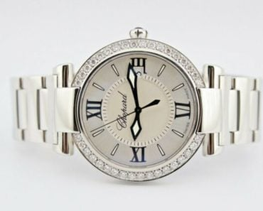 Chopard Imperiale Automatic 36 mm Diamond Women's Watch