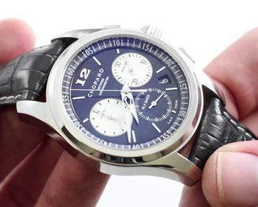 Chopard LUC Chrono One Flyback
