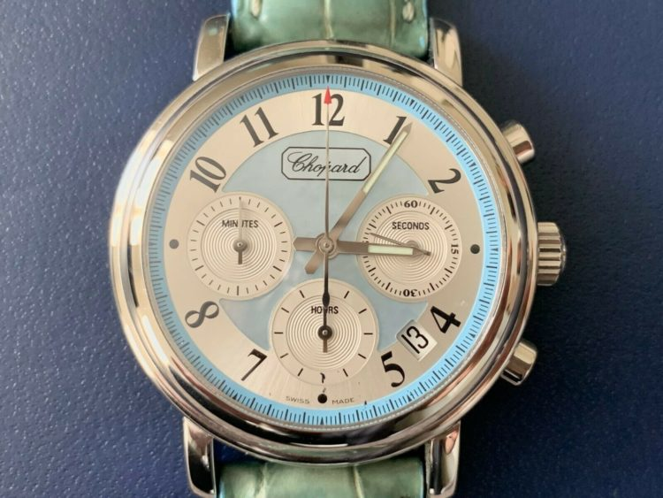 Chopard Mille Miglia Limited Edition Chronometer Automatic Watch