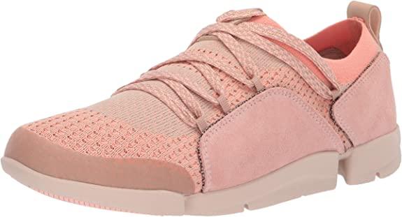 Clarks Women's Triamelia Lace Sneakers