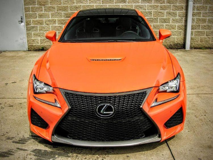 Fastest Lexus Models