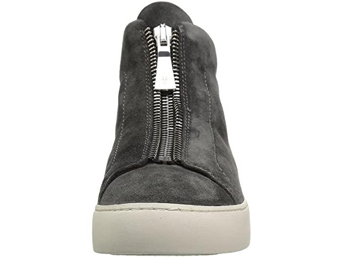 Frye Lena Zip High Sneaker