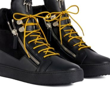 The Five Best Pairs of Giuseppe Zanotti Sneakers