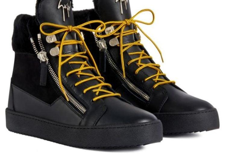 Giuseppe Zanotti Trek High-Top Sneakers