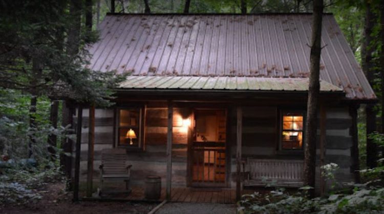Hocking Hills Frontier Log Cabins