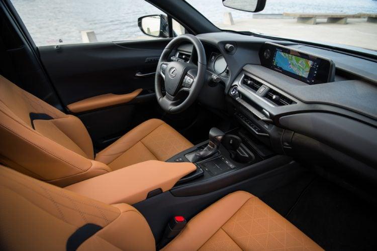 Lexus Interior 1