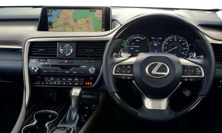 Lexus Interior 2