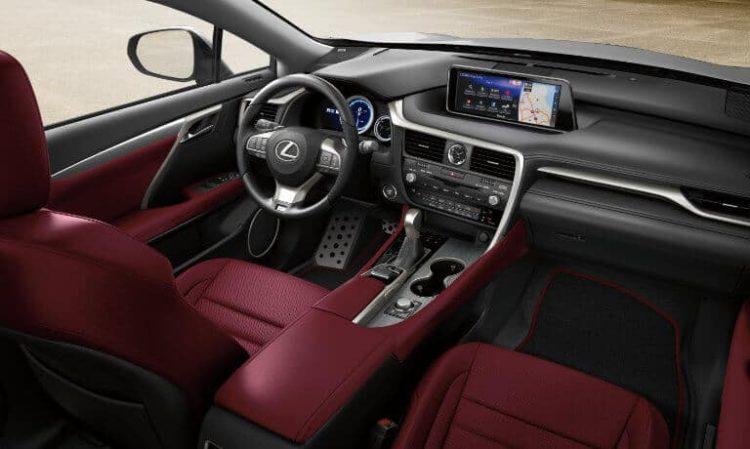 Lexus Interior 3