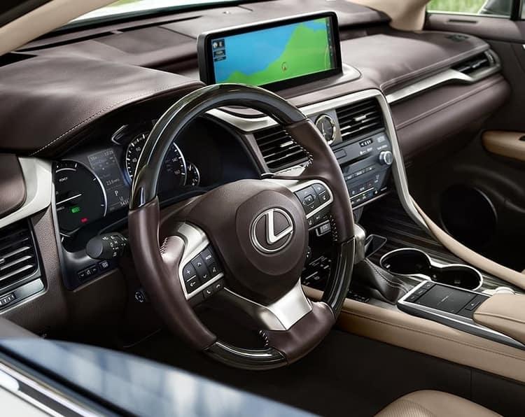Lexus LX 1