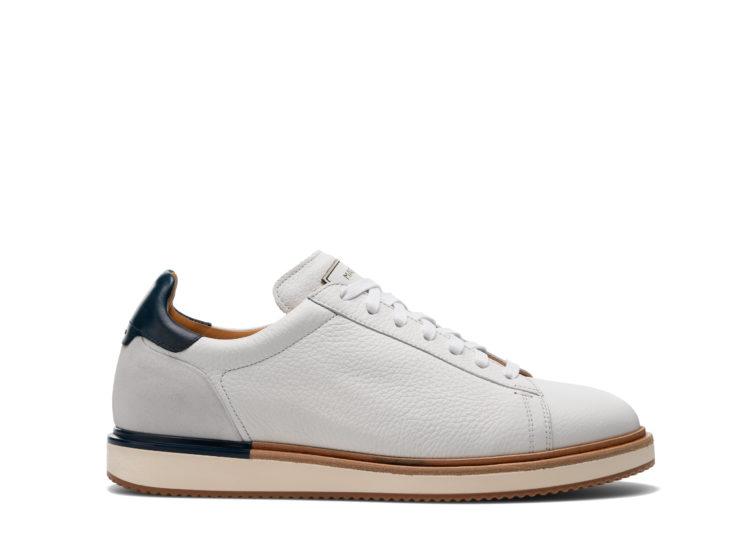 Magnanni Allariz White Sneaker