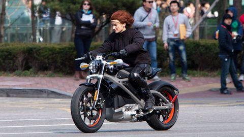 Motorcycle Did Black Widow Ride 2
