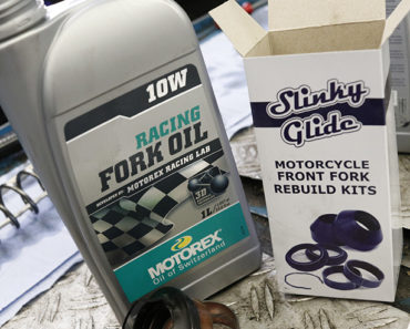 Motorcycle Fork Oil