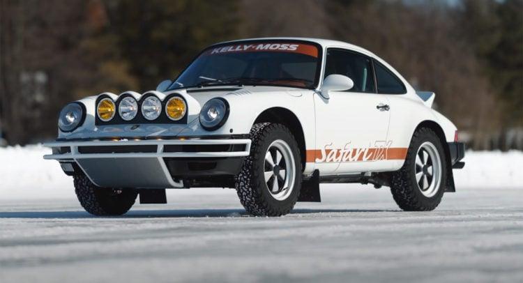 Porsche Safari 911