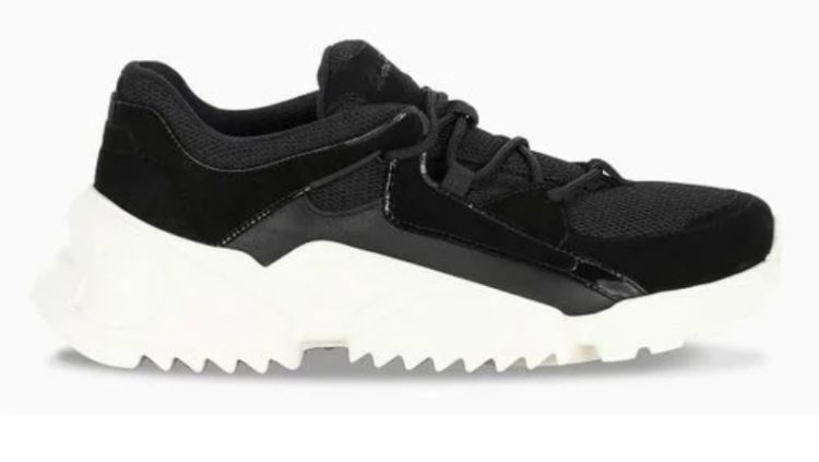 Salvatore Ferragamo Chunky Sole Sneakers