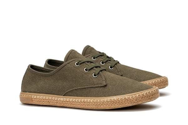 SeaVeesCardiff Men's Espadrille Sneaker